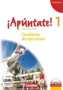 ¡Apúntate! - Ausgabe 2008 - Band 1 - Cuaderno de ejercicios inkl. CD-Extra
