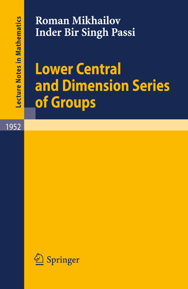 Lower Central and Dimension Series of Groups al...