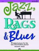 Jazz, Rags & Blues, Bk 4