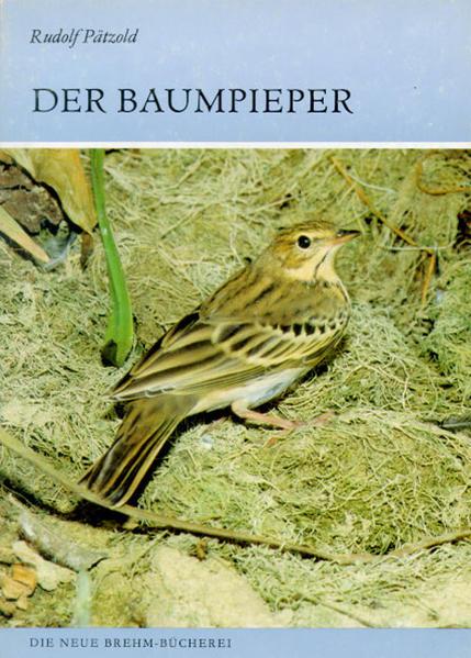 Der Baumpieper als Buch von Rudolf Pätzold