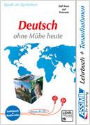 ASSiMiL Deutsch als Fremdsprache. Deutsch ohne Mühe heute für Polen. CD MultiMedia-Box