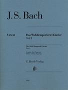 Das Wohltemperierte Klavier Teil I BWV 846-869