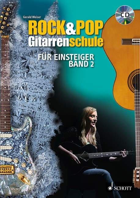 Rock & Pop Gitarrenschule als Buch