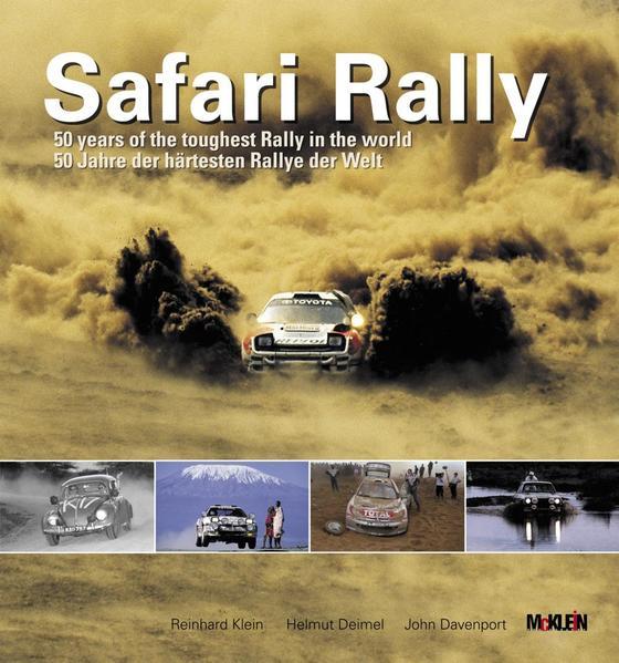 Safari Rally als Buch von Reinhard Klein, John ...