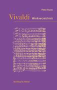 Vivaldi Werkverzeichnis