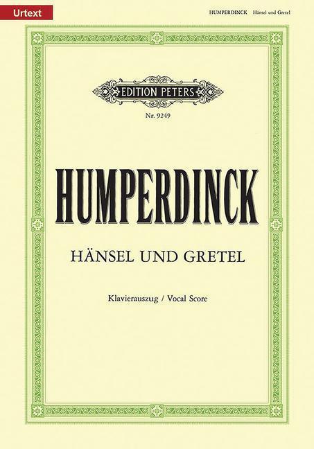 Hänsel und Gretel (Oper in 3 Akten) als Buch vo...
