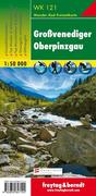 Großvenediger - Oberpinzgau 1 : 50 000. WK 121
