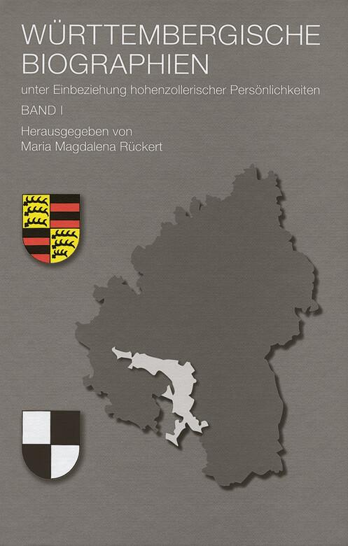 Württembergische Biographien als Buch von