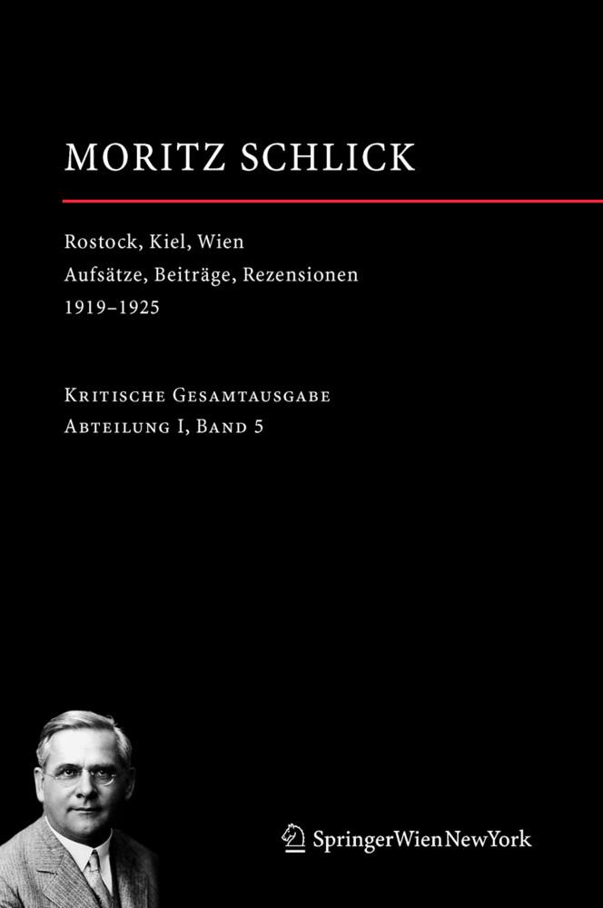 Rostock, Kiel, Wien - Aufsätze, Beiträge, Rezen...