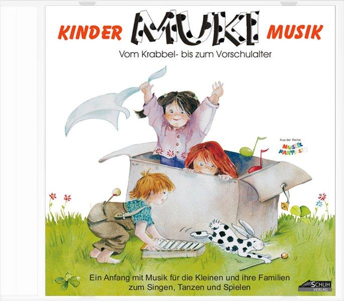 MUKI - Lehrer-CD als Hörbuch CD von Uwe Schuh