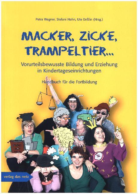Macker, Zicke, Trampeltier ... als Buch von