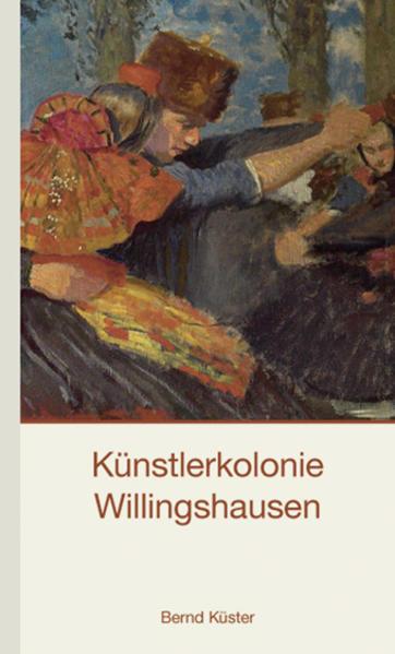 Künstlerkolonie Willingshausen als Buch