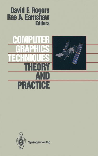 Computer Graphics Techniques als Buch von