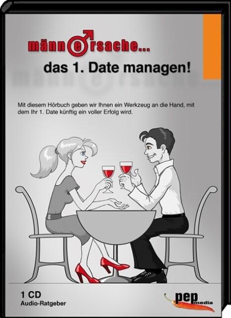 Männersache... Das 1. Date managen! als Hörbuch...