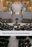 Die Geschäftsordnung des Deutschen Bundestages