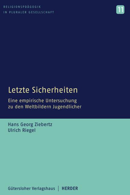 Letzte Sicherheiten als Buch von Hans-Georg Zie...