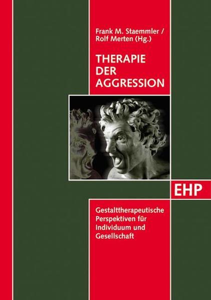 Therapie der Aggression als Buch von Dieter Bon...