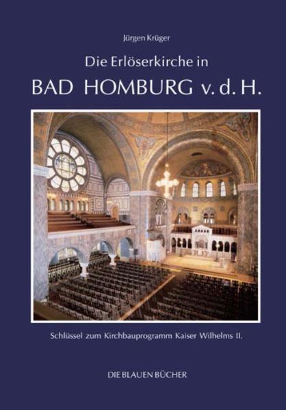 Die Erlöserkirche in Bad Homburg v. d. H. als B...