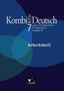 Kombi-Buch Deutsch. Ausgabe N. 7. Jahrgangsstufe. Arbeitsheft N