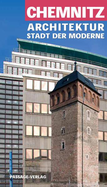 Architekturführer Chemnitz als Buch von Jens Ka...