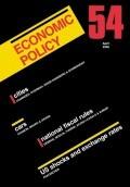 Economic Policy 54