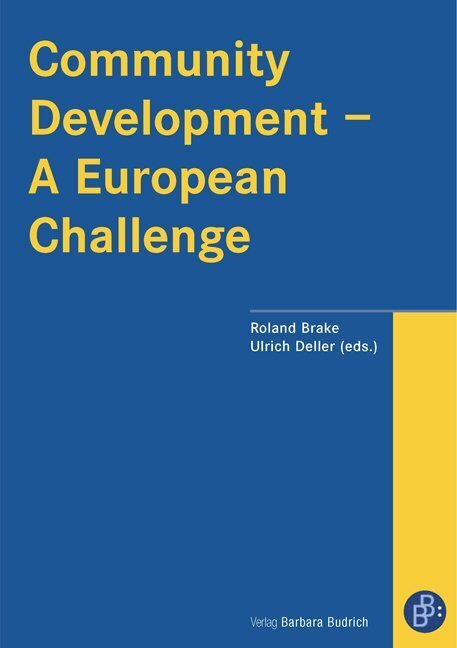 Community Development - A European Challenge al...