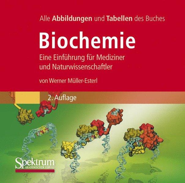Bild-DVD, Müller-Esterl, Biochemie