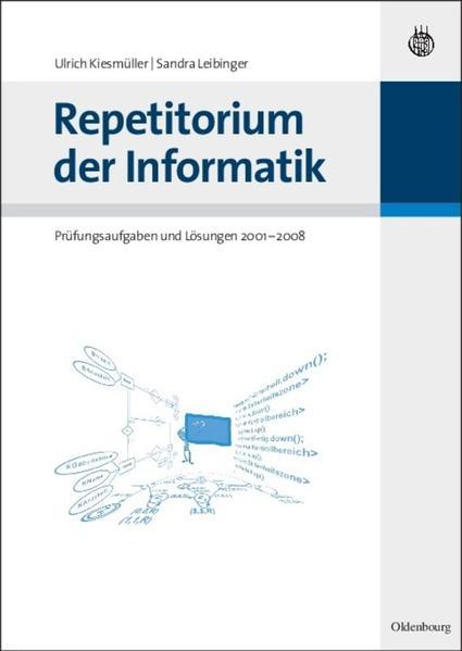 Repetitorium der Informatik als Buch von Ulrich...