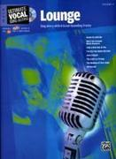 Ultimate Vocal Sing-Along Lounge: Male Voice, Book & Enhanced CD