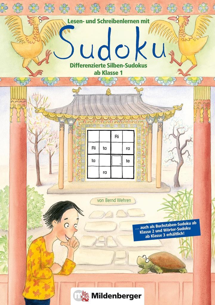 Lesen- und Schreibenlernen mit Sudoku. Klasse 1...