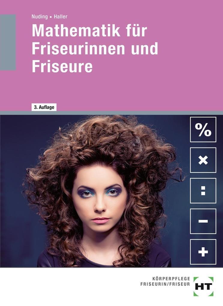 Mathematik für Friseurinnen und Friseure als Bu...