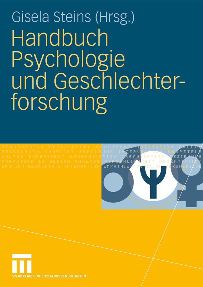 Handbuch Psychologie und Geschlechterforschung ...