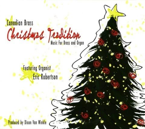 Christmas Tradition-Musik Für Blechbläser