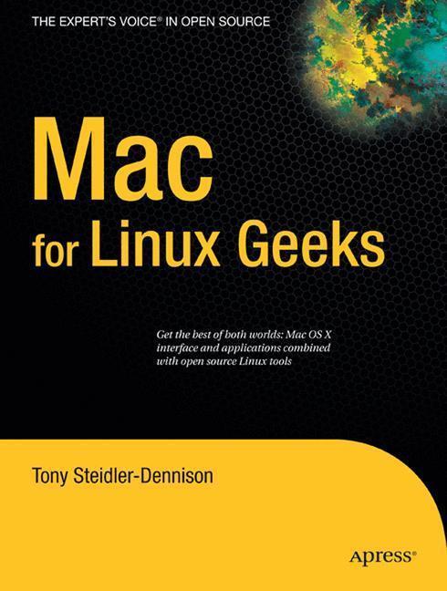 Mac for Linux Geeks als Buch von Tony Steidler-...