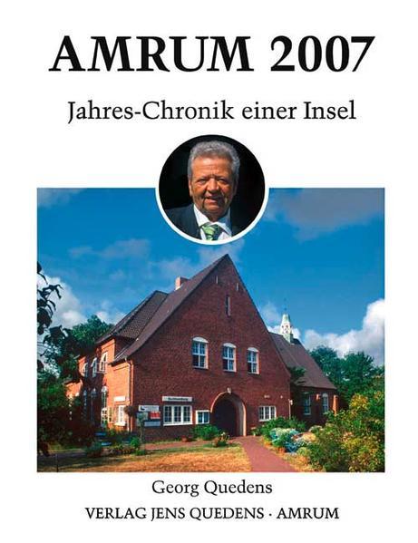 Amrum 2007 als Buch von Georg Quedens
