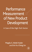 Performance Measurement of New Product Development Teams: A Case of the High-Tech Sector