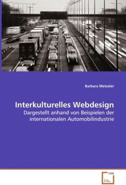 Interkulturelles Webdesign als Buch von Barbara...