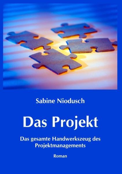 Das Projekt als Buch von Sabine Niodusch