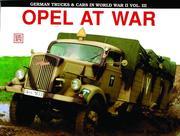 German Trucks and Cars in WWII Vol III: el At War