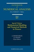 Mathematical Modeling and Numerical Methods in Finance: Special Volume