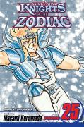 Knights of the Zodiac (Saint Seiya), Vol. 25