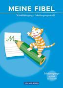 Meine Fibel: Schreiblehrgang in Schulausgangsschrift