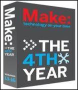 Make: The 4th Year Set: Volumes 13-16