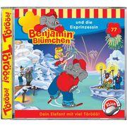 Benjamin Blümchen 077. ... und die Eisprinzessin. CD