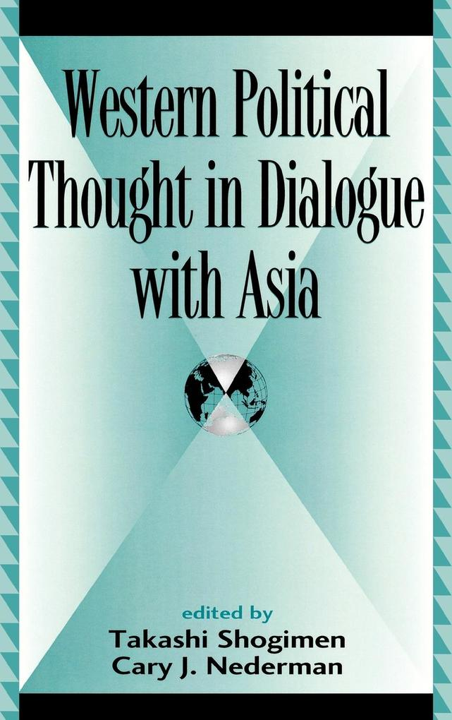 Western Political Thought in Dialogue with Asia...