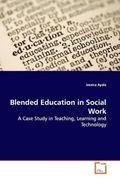 Blended Education in Social Work