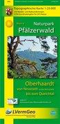 Naturpark Pfälzerwald Blatt 6 Oberhaardt von Neustadt an der Weinstraße bis zum Queichtal