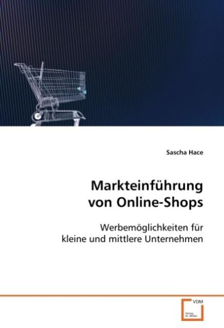 Markteinführung von Online-Shops als Buch von S...