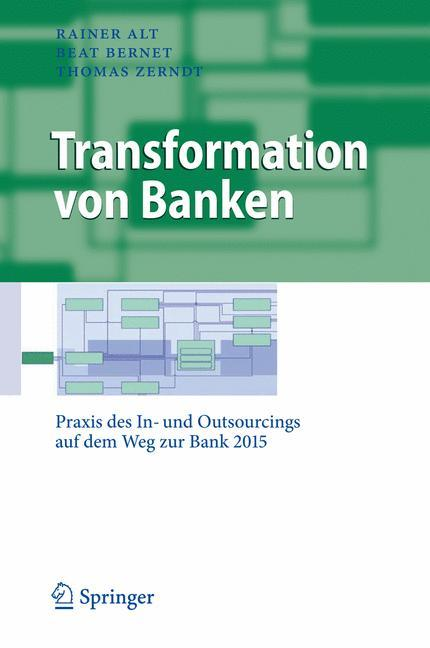 Transformation von Banken als Buch von Rainer A...