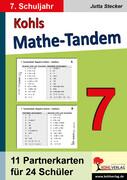 Kohls Mathe-Tandem / 7. Schuljahr